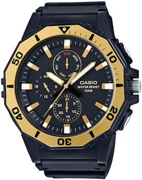 Casio Часы Casio MRW-400H-9A. Коллекция Analog casio mrw 200h 4b
