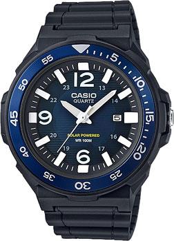Casio Часы Casio MRW-S310H-2B. Коллекция Analog casio мужские японские наручные часы casio mrw s310h 2b