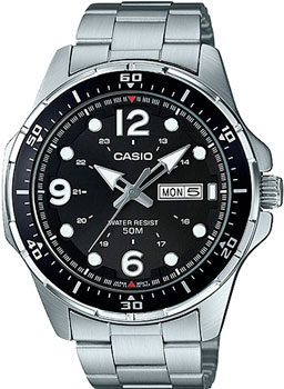 Casio Часы Casio MTD-100D-1A. Коллекция Analog часы casio collection mtd 1053d 1a silver