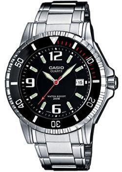 Casio Часы Casio MTD-1053D-1A. Коллекция Analog часы casio collection mtd 1053d 1a silver