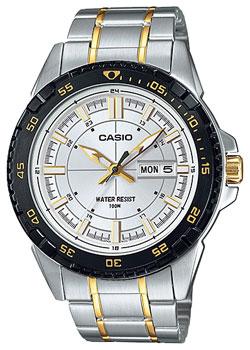 цены Casio Часы Casio MTD-1078SG-7A. Коллекция Analog