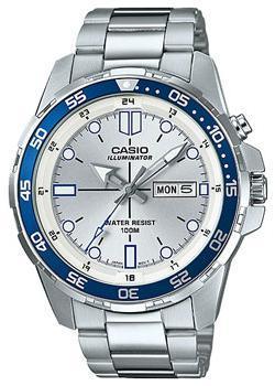 Casio Часы Casio MTD-1079D-7A1. Коллекция Analog цена