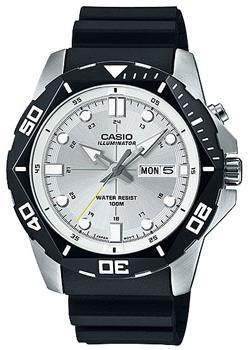 Casio Часы Casio MTD-1080-7A. Коллекция Analog casio mtd 1082d 2a