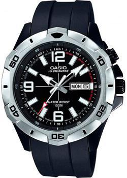 Casio Часы Casio MTD-1082-1A. Коллекция Analog часы casio collection mtd 1053d 1a silver