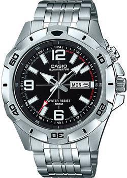 Casio Часы Casio MTD-1082D-1A. Коллекция Analog casio часы casio mtd 1053d 1a коллекция analog