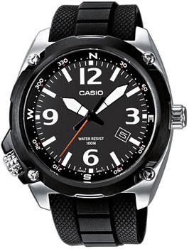 Casio Часы Casio MTF-E001-1A. Коллекция Analog часы casio mtf 117bd 1a