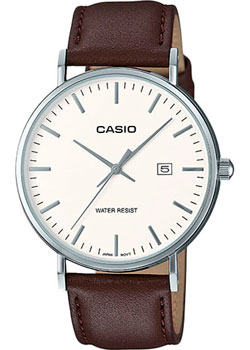 Casio Часы Casio MTH-1060L-7A. Коллекция Analog casio she 3050d 7a