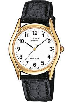 Casio Часы Casio MTP-1154PQ-7B. Коллекция Analog часы casio collection mtp 1154pq 1a black gold
