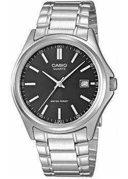 Casio Часы Casio MTP-1183PA-1A. Коллекция Analog часы casio collection mtp 1154pq 1a black gold