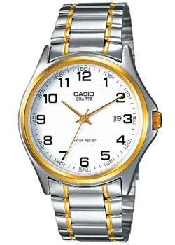 Casio Часы Casio MTP-1188PG-7B. Коллекция Analog 30m waterproof stainless steel band analog digital led quartz wrist watch silver 1 x 2035