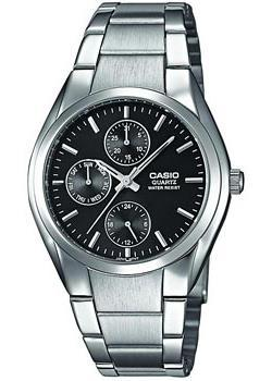 Casio Часы Casio MTP-1191A-1A. Коллекция Analog casio mtp vs02g 1a