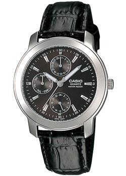 Casio Часы Casio MTP-1192E-1A. Коллекция Analog часы casio collection mtp 1200a 1a silver black