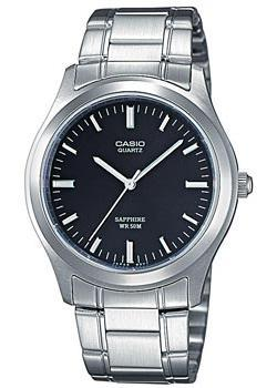Casio Часы Casio MTP-1200A-1A. Коллекция Analog часы casio collection mtp 1200a 1a silver black