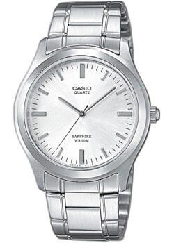 Casio Часы Casio MTP-1200A-7A. Коллекция Analog часы casio collection mtp 1200a 1a silver black