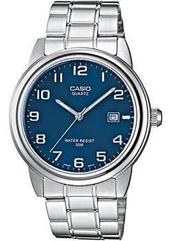 Casio Часы Casio MTP-1221A-2A. Коллекция Analog мужские часы casio mtp 1259pd 2a