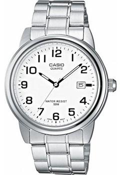 Casio Часы Casio MTP-1221A-7B. Коллекция Analog мужские часы casio mtp 1221a 7b