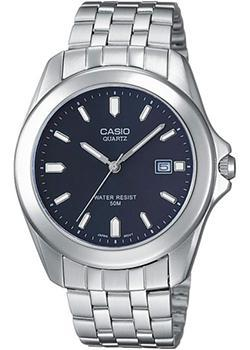 Casio Часы Casio MTP-1222A-2A. Коллекция Analog casio casio mtp 1258pd 2a