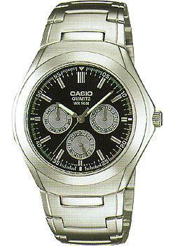Casio Часы Casio MTP-1247D-1A. Коллекция Analog часы casio collection mtp 1200a 1a silver black