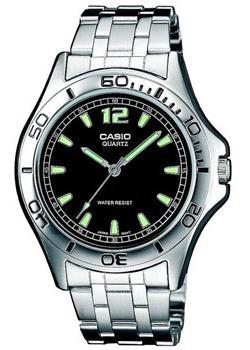 Casio Часы Casio MTP-1258PD-1A. Коллекция Analog casio casio mtp 1258pd 2a