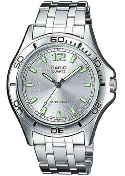 Casio Часы Casio MTP-1258PD-7A. Коллекция Analog casio casio mtp 1258pd 2a