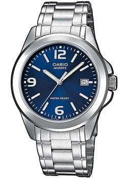 Casio Часы Casio MTP-1259PD-2A. Коллекция Analog casio mtp 1258d 2a