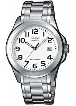 Casio Часы Casio MTP-1259PD-7B. Коллекция Analog мужские часы casio mtp 1259pd 7b