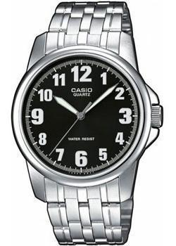 Casio Часы Casio MTP-1260PD-1B. Коллекция Analog casio часы casio mtp 1372l 1b коллекция analog