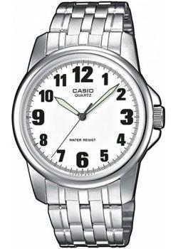 Casio Часы Casio MTP-1260PD-7B. Коллекция Analog все цены
