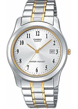 Casio Часы Casio MTP-1264PG-7B. Коллекция Analog кварцевые часы casio collection mtp 1264pg 7b grey