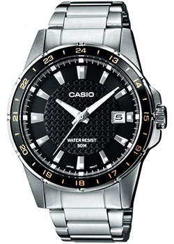 Casio Часы Casio MTP-1290D-1A2. Коллекция Analog casio mtp 1291d 1a2