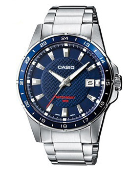 Casio Часы Casio MTP-1290D-2A. Коллекция Analog мужские часы casio mtp 1259pd 2a