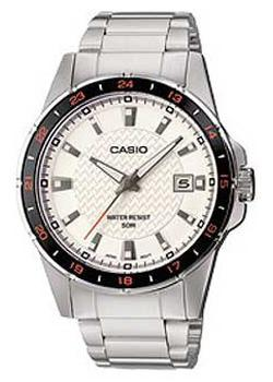 Casio Часы Casio MTP-1290D-7A. Коллекция Analog casio sheen multi hand shn 3013d 7a