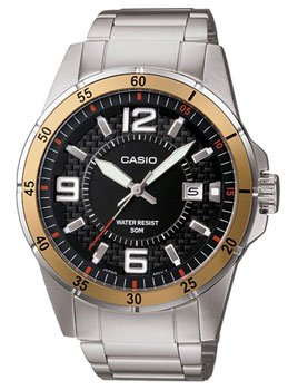 Casio Часы Casio MTP-1291D-1A3. Коллекция Analog casio mtp 1291d 7a