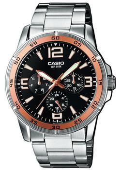 Casio Часы Casio MTP-1299D-1A. Коллекция Analog free shipping 10pcs adp3181jruz in stock