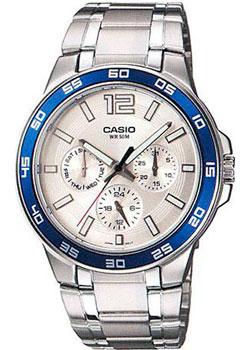 Casio Часы Casio MTP-1300D-7A2. Коллекция Analog casio часы casio mtp 1375d 7a2 коллекция analog