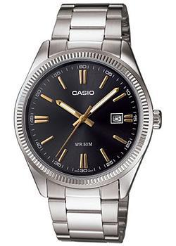 Casio Часы Casio MTP-1302D-1A2. Коллекция Analog casio mtp e128l 5a