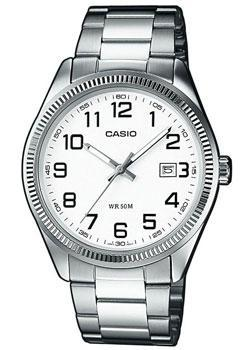 Casio Часы Casio MTP-1302PD-7B. Коллекция Analog casio часы casio mtp 1380d 7b коллекция analog