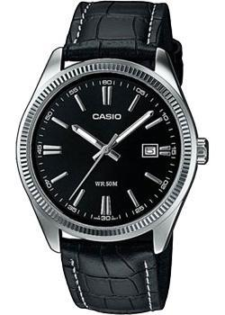 Casio Часы Casio MTP-1302PL-1A. Коллекция Analog часы casio collection mtp 1302pl 1a silver black