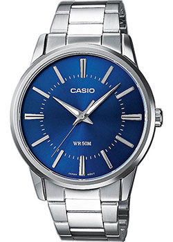 Casio Часы Casio MTP-1303PD-2A. Коллекция Analog часы casio mtp 1377l 5a