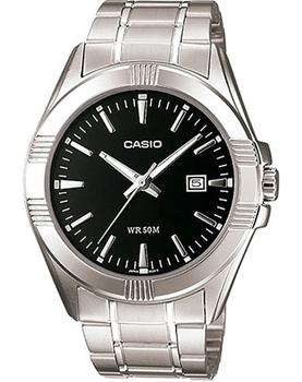 Casio Часы Casio MTP-1308D-1A. Коллекция Analog сувениры lider винный набор мяч