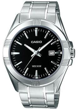 где купить Casio Часы Casio MTP-1308PD-1A. Коллекция Analog недорого с доставкой