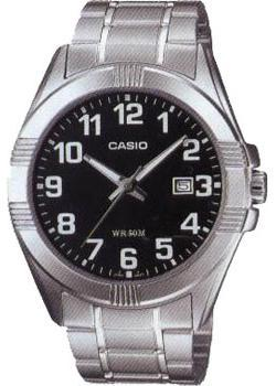 Casio Часы Casio MTP-1308PD-1B. Коллекция Analog кухонная мойка omoikiri tovada 51 bl 510х510 черный 4993369