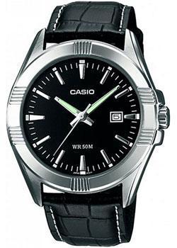 Casio Часы Casio MTP-1308PL-1A. Коллекция Analog casio mtp e203d 1a