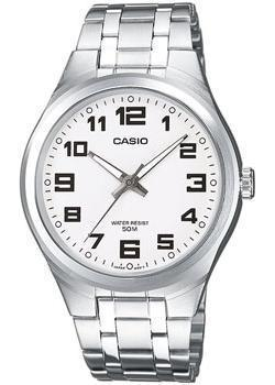 Casio Часы Casio MTP-1310PD-7B. Коллекция Analog голубая рубашка