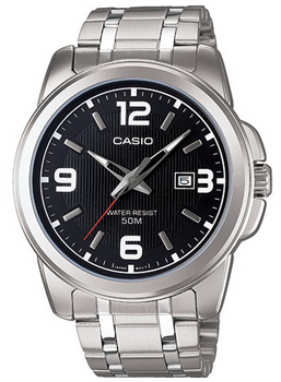 Casio Часы Casio MTP-1314D-1A. Коллекция Analog casio mtp 1383l 1a