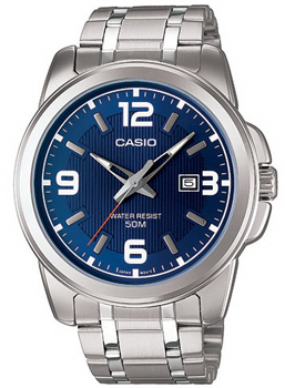 Casio Часы Casio MTP-1314D-2A. Коллекция Analog casio mtp 1258d 2a