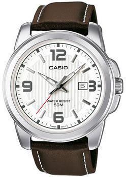 все цены на Casio Часы Casio MTP-1314PL-7A. Коллекция Analog онлайн