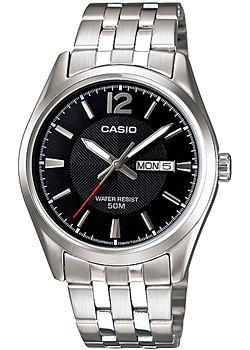 Casio Часы Casio MTP-1335D-1A. Коллекция Analog часы casio collection mtp 1154pq 1a black gold
