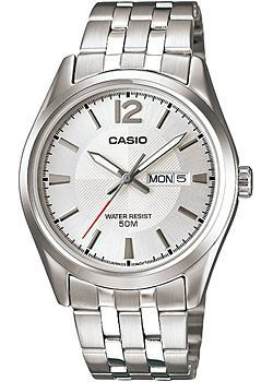Casio Часы Casio MTP-1335D-7A. Коллекция Analog casio she 3050d 7a