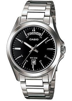 Casio Часы Casio MTP-1370D-1A1. Коллекция Analog casio mtp 1383rl 5a